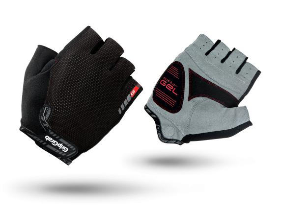 Grip grab cycling glove ProGel Hi-Vis palm