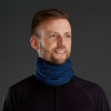 GripGrab Multifunctional Merino Neck Warmer - Grey, Blue or Black