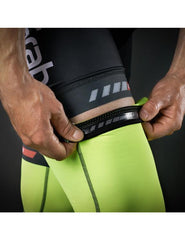 GripGrab Hi Vis Leg Warmers  - insulating, breathable, and bright