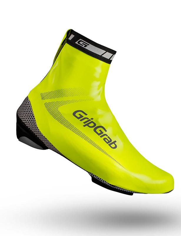 GripGrab Raceaqua Hi-Vis Bicycle Shoe Cover