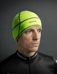 GripGrab HiViz  Skull Cap - warm, bright, multipurpose