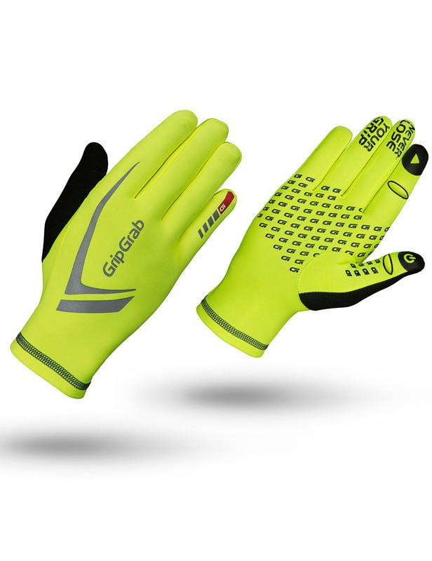 GribGrab Running Export Hi-vis Cycling Glove