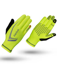 GribGrab Running Export Hi-vis Cycling Glove - visible multi sport