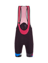 Santini Women's KARMA Sassi Bib Shorts Rose Pink/Vineyard