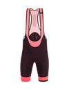 Santini Karma Mille Bib Shorts Atomic Orange