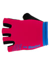 Santini Women's LUCE Summer Glove Rose/Camellia Pink