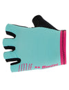 Santini Women's LUCE Summer Glove Dewy Green