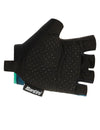 Santini MILLE Summer Glove Teal/Black
