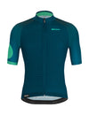 Santini Karma Mille Jersey - Space Blue