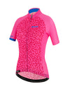 Santini Women's TONO Chromosome Jersey Rose Pink