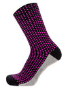 Santini Sfera Cycling Socks - Black