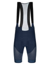 Santini Forza Indoor Men's Bib Shorts - Navy Blue