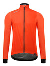 SMS Santini Men's Guard 3.0 Rain Jacket - fluoro orange