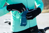 Santini Women's Nebula Wind Jacket - Aqua/teal