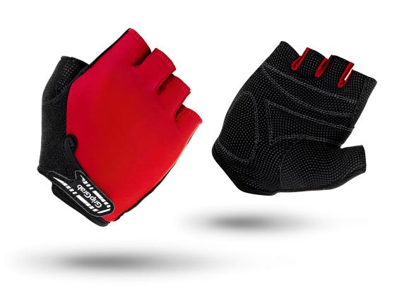 kids bicycle glove- red