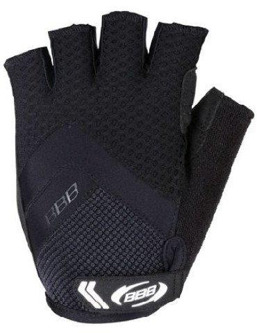 BBB HighComfort Cycling Gloves (black) - Ideal Protection A