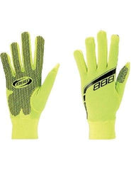 BBB Raceshield Winter Glove (Neon)  Visible, light weight, thin