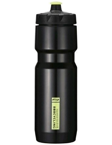 bicycle Bottles - BBB CompTank Cycling Bottle (Black/Neon) 750ML  Dishwasher Safe