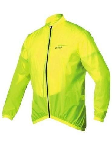 bicycle Jacket - BBB BaseShield Rain Jacket - Waterproof And Good Visibility