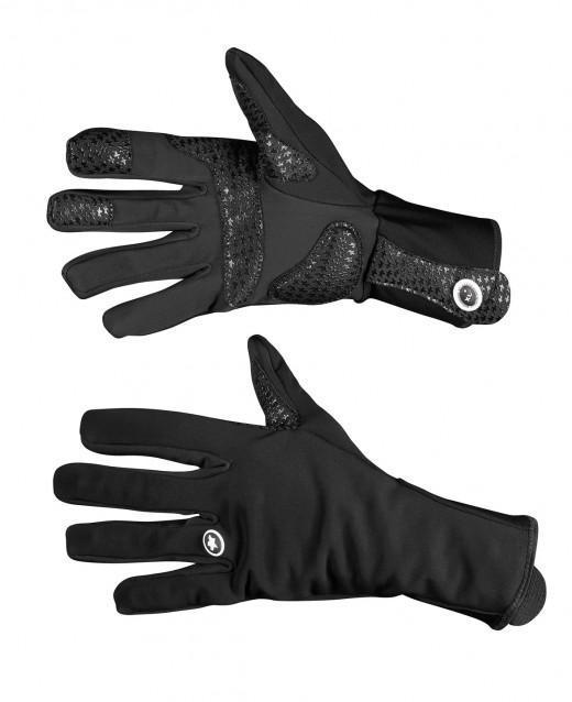 Assos earlywinterGloves_S7 Black