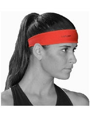 HALO II Pullover Sweat Block - White Sports Headband