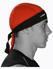 HALO Protex bandana (black) - sweat blocker with sun protection