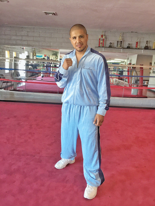 Nawshis - Blue Jump Suit