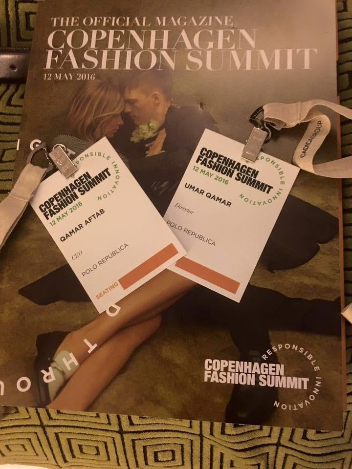 Our visit to Copenhagen Fashion Summit