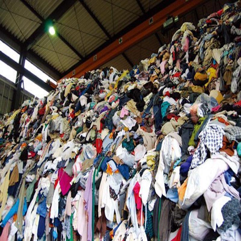 We saved 2,356,000 meters of fabric from being wasted in 2018.