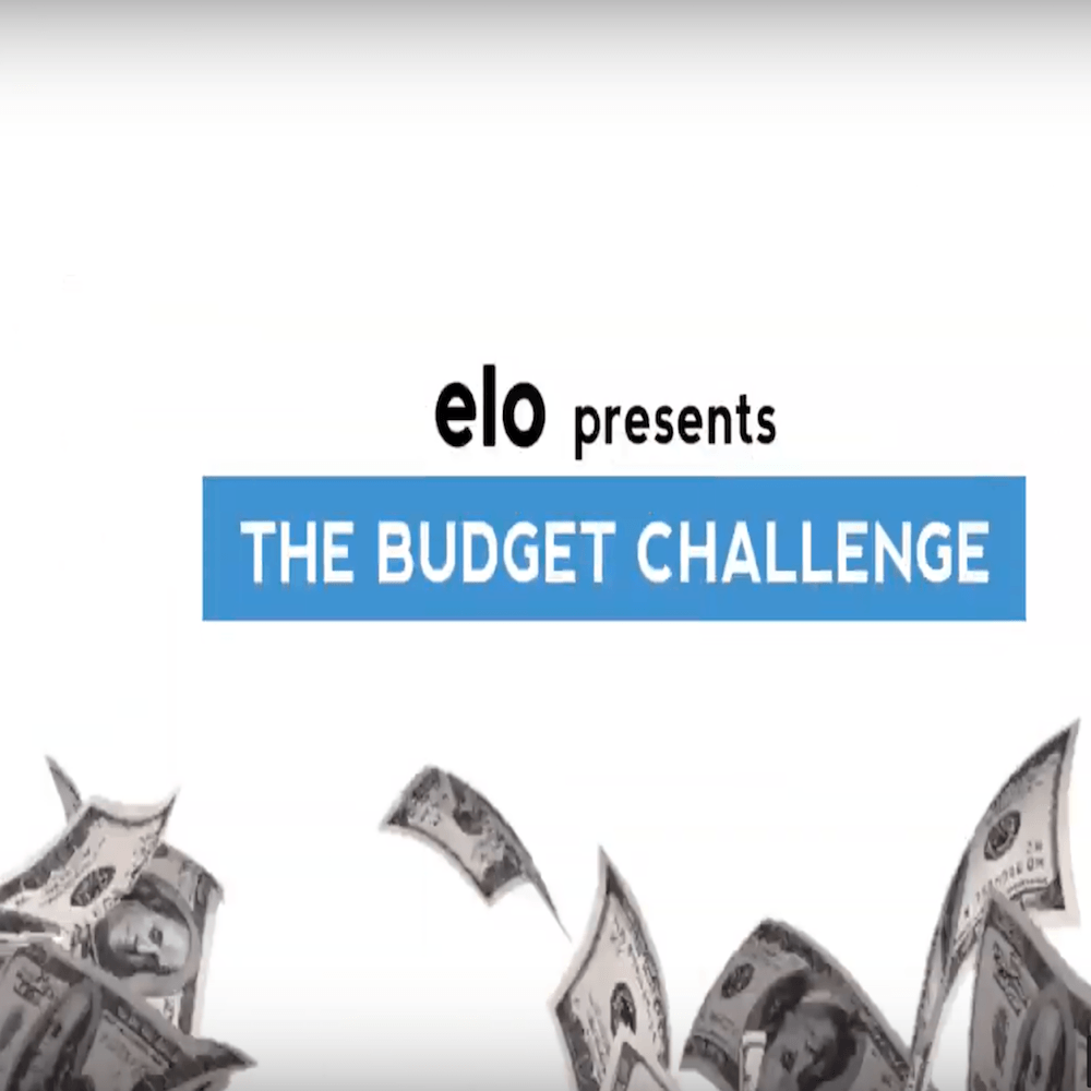 Faseeh from LUMS does the elo Budget Challenge