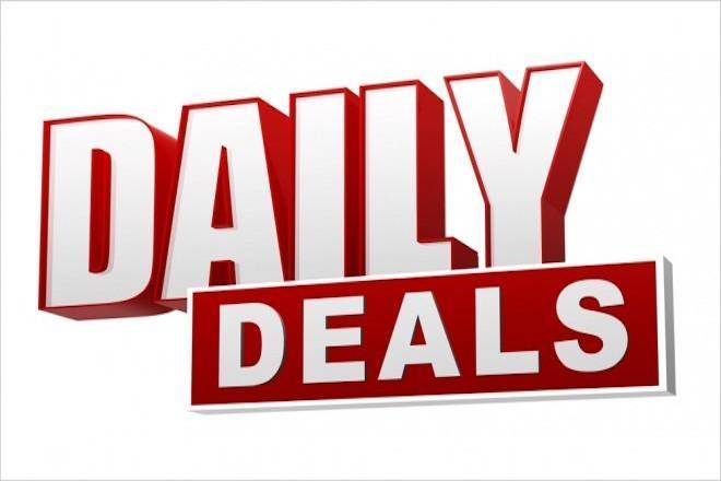 Daily Deals Are Back!