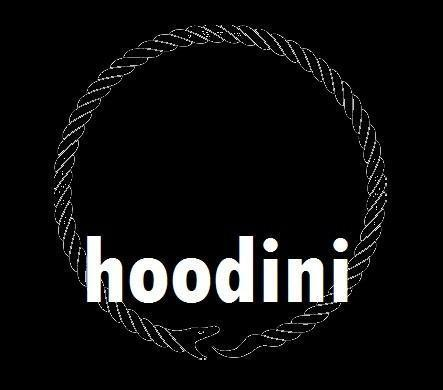 "The First Ever ""Hoodini"" !!"