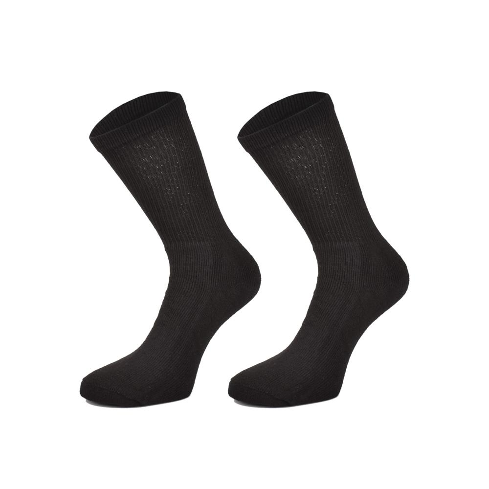 Polo Republica Schwartau Pack Of 2 Crew Sports Socks Socks CEC Black EUR 41-43