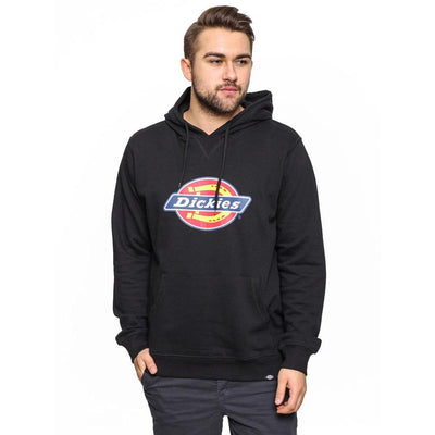 DCK Fashion Feel Terry Pull Over Hoodie Men's Pullover Hoodie Fiza Black XS