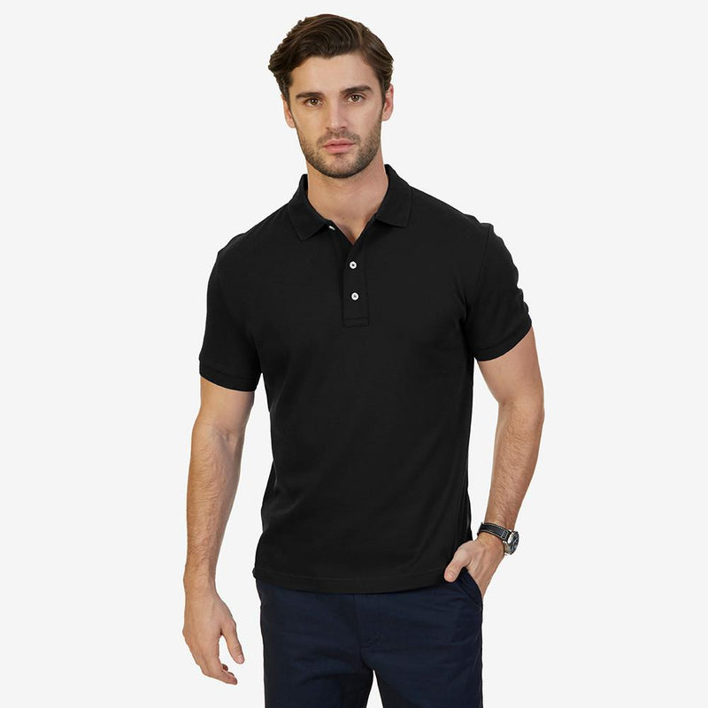 Polo Republica Belton Short Sleeve Polo Shirt Men's Polo Shirt Polo Republica Ash S