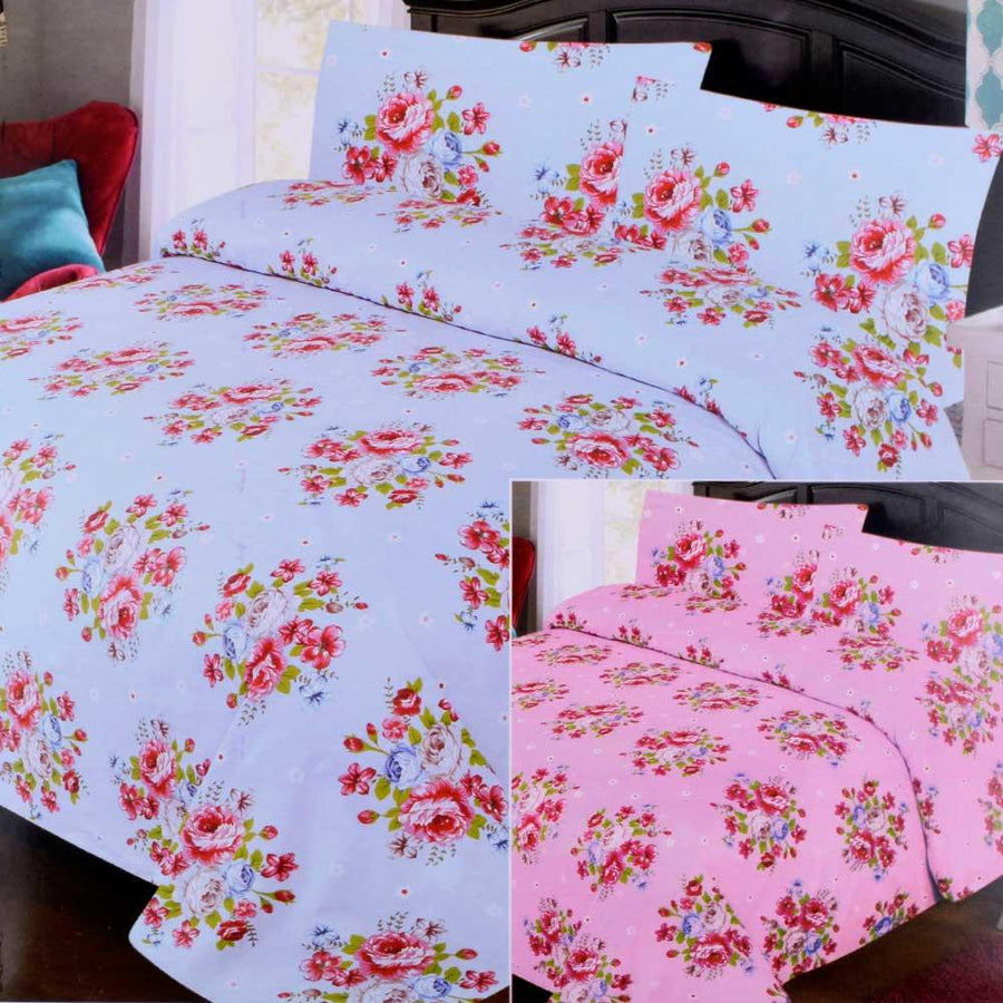 Cotton Concept Beldoc Double Bed Sheet Set