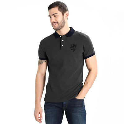 Polo Republica Leo Polo Shirt Men's Polo Shirt Polo Republica Charcoal Navy S