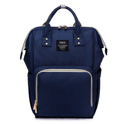 Heine baby diaper backpack bag Women's Accessories Sunshine China Navy