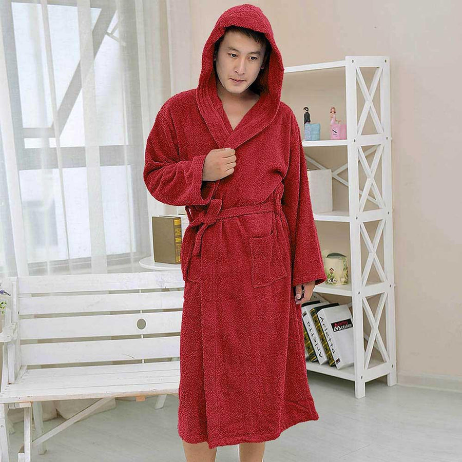 Crons Dacs Shawl Collar Bathrobe