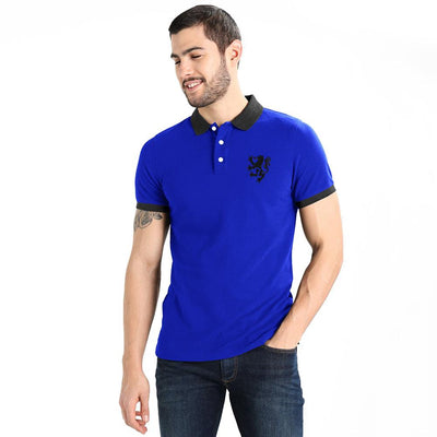 Polo Republica Leo Polo Shirt Men's Polo Shirt Polo Republica Royal Charcoal S