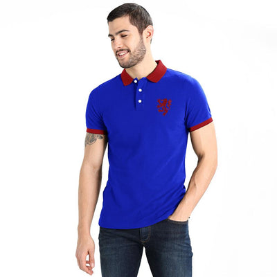Polo Republica Leo Polo Shirt Men's Polo Shirt Polo Republica Royal Red S