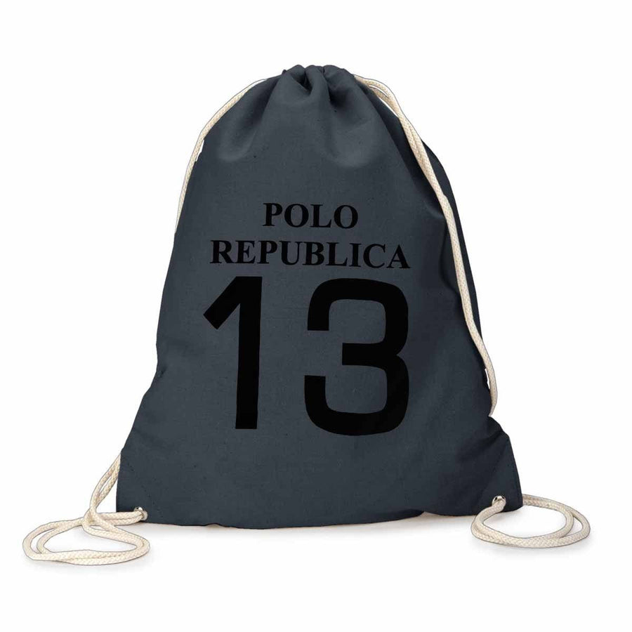 Polo Republica 13 drawstring bag