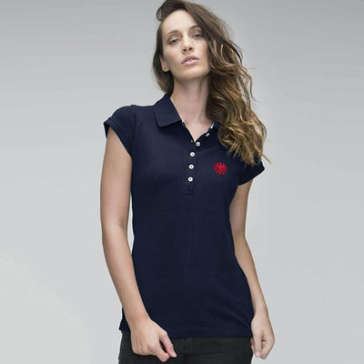 MTS Superstar Polo Shirt Women's Polo Shirt Image Navy L