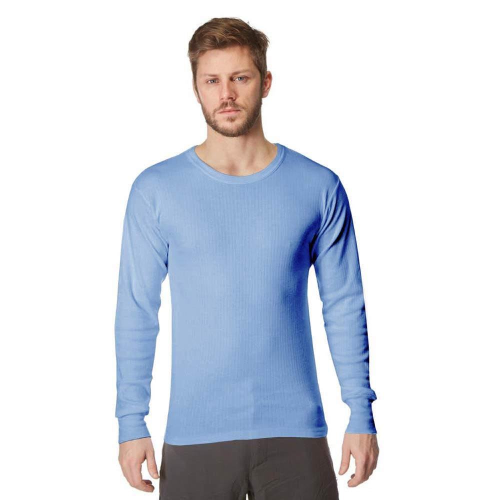 RGT Ventom Long Sleeve Thermal Under Shirt Men's Underwear RGT Sky S