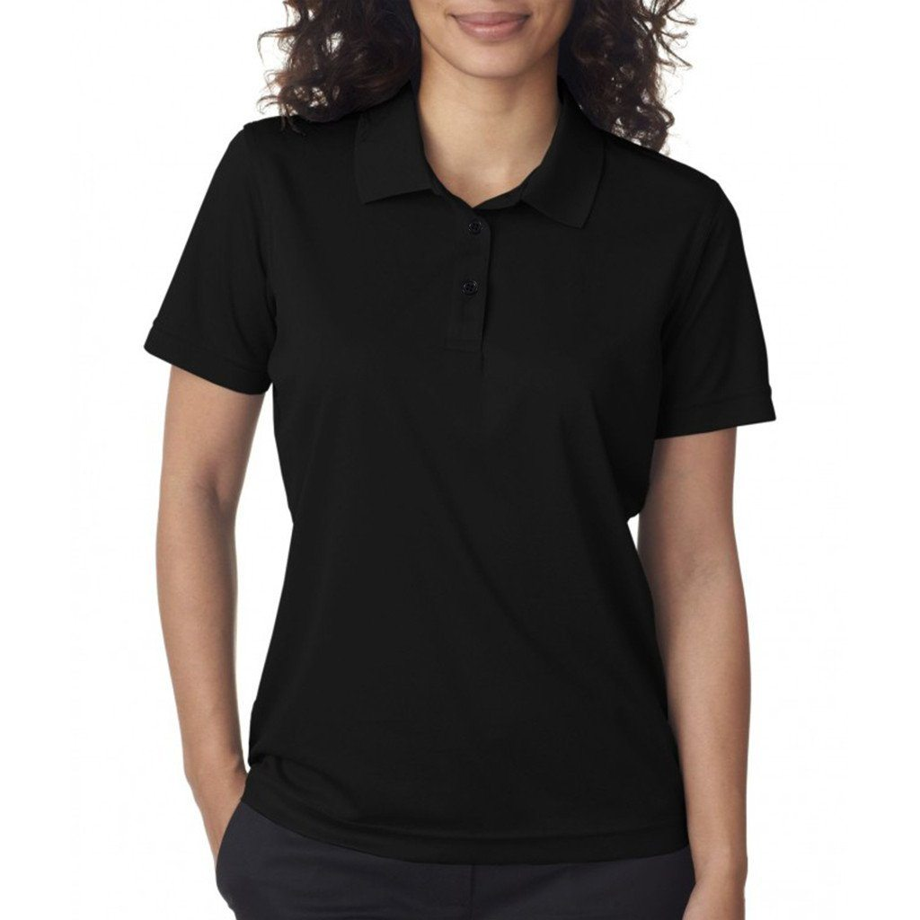 Polo Republica Campri Short Sleeve Polo Shirt Women's Polo Shirt Polo Republica Black XL