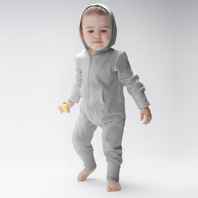 Super Star Baby Romper Babywear Image Silver Marl 2-3 Years