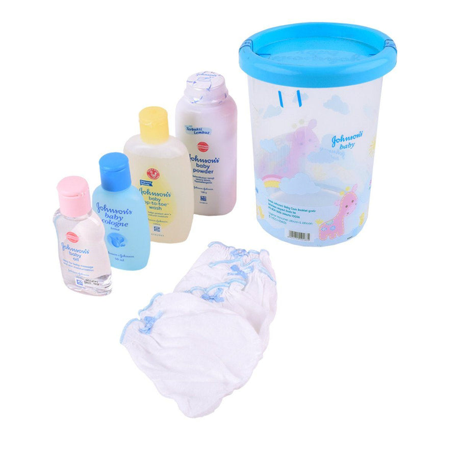Johnson's Baby Gift Pack - ExportLeftovers.com