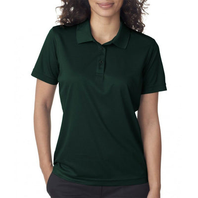 Polo Republica Campri Short Sleeve Polo Shirt Women's Polo Shirt Polo Republica Bottle Green L