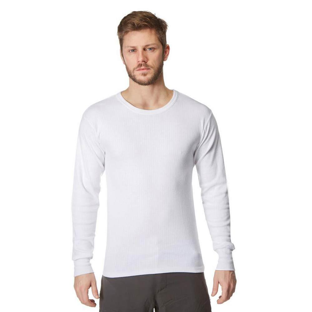 RGT Ventom Long Sleeve Thermal Under Shirt Men's Underwear RGT White M