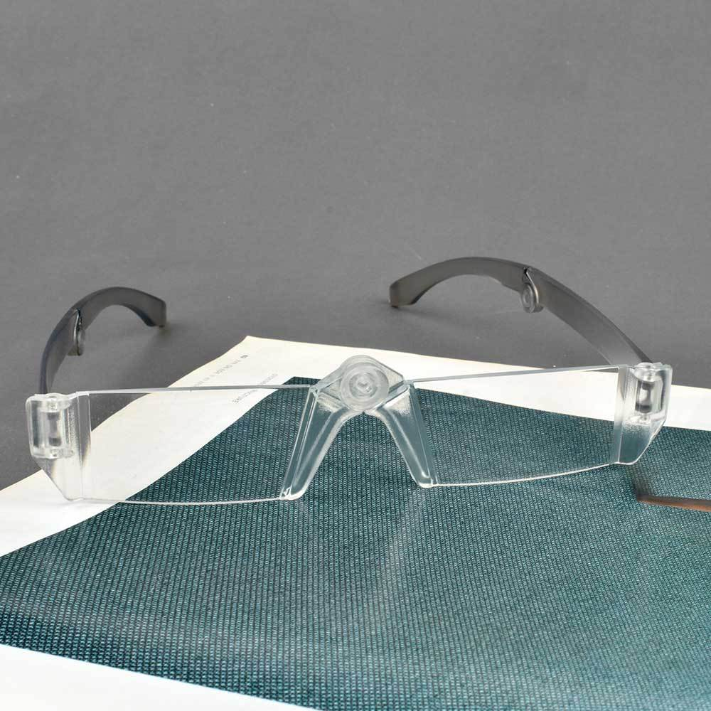 Look Stylish Folding Reading Glasses Eyewear MAJ Black +1.50